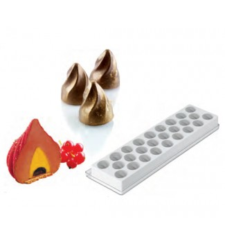 Moule Flexible silicone cake