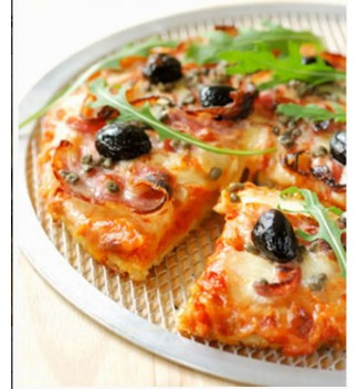 GRILLE A PIZZA